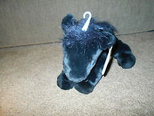 "Novelty Inc 12"" Giddy Up Corral Stuffed Plush Horse NWTs"