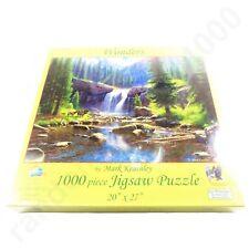 SUNSOUT JIGSAW PUZZLE WONDERS MARK KEATHLEY 1000 PCS PLACES #52921