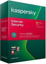 Kaspersky Internet Security 2021 ⚡ 1PC/1 Year 🌎 GLOBAL & GENUINE KEY 🌎