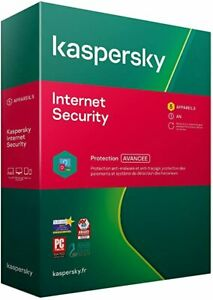 Kaspersky Internet Security 2021 ⚡ 1PC/1 Year 🌎 GLOBAL & GENUINE KEY 🌎