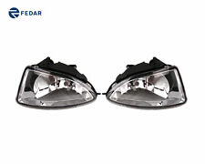 Clear Lens Fog Lights Driving Lamps Pair For 2004 2005 Honda Civic Coupe/Sedan