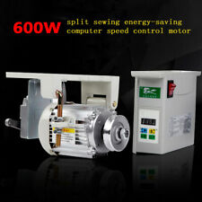 600w Brushless Industrial Sewing Machine Servo Motor For Consew Sew Machine