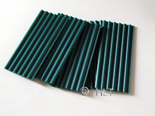 JUWEELA 1:32/1:35 50x GREEN CORRUGATED ROOFING SHEETS 23292 MILITARY WARGAMING