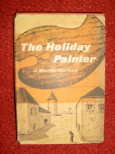 The Holiday Painter by J. Martin-Barbaz - 1970