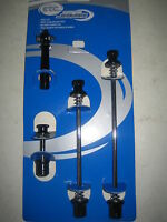 ETC Cycle / Bike Quick Release Security Skewers Anti Theft for Wheels and Seat