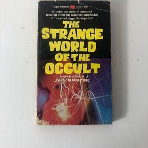 The Strange World of the Occult 1st Print 1968 Paperback
