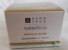 Avon True Nutra Effects Miracle glow nourishing oil cream 50ml