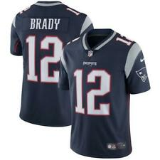 Men's Tom Brady Navy Blue New England Patriots NFL Football Limited Home Jersey