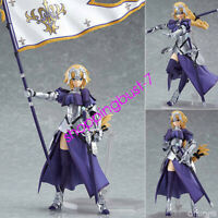 Anime Fate/Grand Order Ruler/Jeanne d'Arc Figma 366 Action PVC Figure Toy IN BOX
