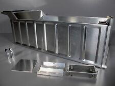 New Aluminum Dump Bed Conversion Kit Tamiya 1/14 RC Semi King Grand Hauler Truck