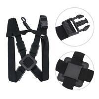 Double Shoulder Strap Belt Adjustable Harness For Alto Tenor Soprano Saxophone