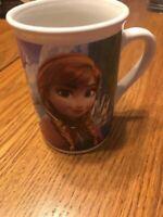 Disney's Frozen Elsa, Anna & Olaf Cocoa Coffee Tea Cup Mug Ships N 24h