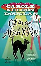 Cat in an Alien X-Ray by Douglas, Carole Nelson-ExLibrary