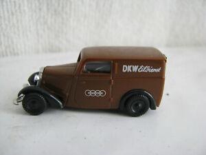 HO- DKW F7 van