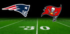 2 Tickets New England Patriots vs Tampa Bay Buccaneers Gillette Stadium