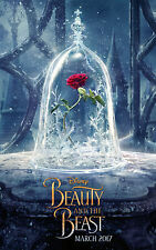 """Beauty and the Beast  ( 11"""" x 17"""" ) Movie Collector's Poster Print - B2G1F"""