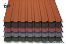 Trapezbleche Sonderposten Dachblech Dachplatten Wellblech Profilbleche