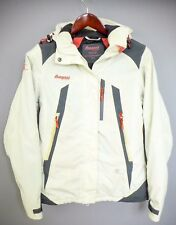 XII323 Frau Bergans of Norway 5021 Oppdal Ski Snowboard Jacke S UK10