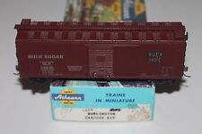 HO Scale Western Pacific Bulk Sugar 40' Single Door Boxcar 26839