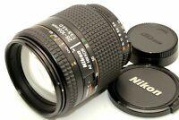 Near Mint Nikon AF NIKKOR 28-105mm f/3.5-4.5 D Zoom Wide Angle Lens Macro Japan