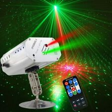 Christmas Star Laser Light Projector Stage Pattern LED Lighting Disco Home Party