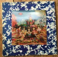 "The Rolling Stones Their Satanic Majesties Requst 12"" LP"