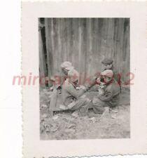 Foto, Ostfront, Solzy, russische Jugend beim Spielen 1942; 5026-244