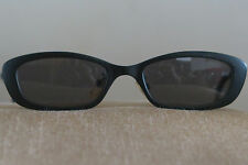DOLCE & GABBANA VINTAGE SUNGLASSES IN BLACK A STUNNING CLASSY LOOKER IN NM-COND