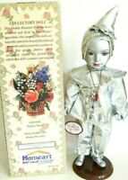 Wizard of Oz Doll Tin Man Homeart Collector's Porcelain Dolls Original Box  43cm