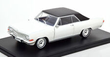1:24 Hachette Opel Collection Opel Diplomat V8 Coupe 1965 white/black