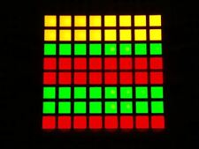 "Adafruit Small 1.2"" 8x8 Bi-Color (Red/Green) Square LED Matrix [ADA458]"