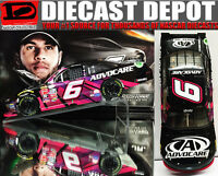 DARRELL WALLACE JR 2015 ADVOCARE 1/24 SCALE  ACTION  NASCAR DIECAST GS