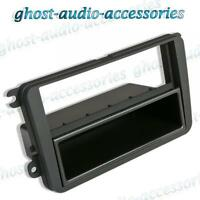 VW Single DIN Car CD Stereo Radio Facia Fascia Surround Adaptor Plate Panel