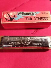 """M.Hohner'S """"Old Standby"""" Harmonica"""
