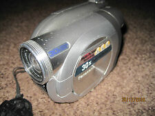 Panasonic VDR-D150 DVD Camcorder. FAULTY!!
