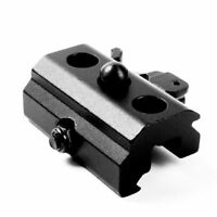 Hunting Bipod Sling Adapter Mount FOR 20mm Picatinny Weaver Rail Rifle Sporting