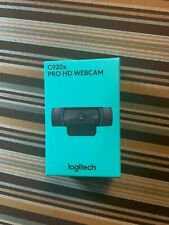 Logitech C920X Pro Stream Webcam - Black *SHIPS SAME DAY*
