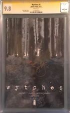 WYTCHES comic # 1 ~ SCOTT SNYDER ~ Witches & Horror ~ SIGNED CGC 9.8 NM/M option