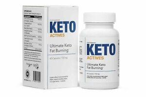 Keto Actives 60 cápsulas - Original directo del fabricante