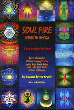"""Rowena Kryder """"Soul Fire – Alpha to Omega"""" Cards & Book Brand New Mint Condition"""