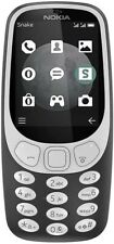"""Nokia 3310 3G - Unlocked Feature Phone - 2.4"""" Screen - Charcoal"""