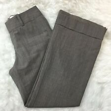 "Banana Republic Women's Light Brown ""Martin Fit"" Pants Size Stretch 8"
