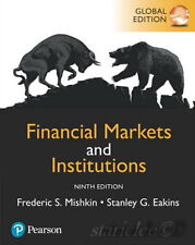 NEW 3 Days 2 US Financial Markets and Institutions 9E Eakins Mishkin 9th Edition