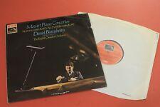 ASD 2465 Barenboim Mozart Piano Concertos Nos 21 & 27 ECO STEREO LP HMV UK