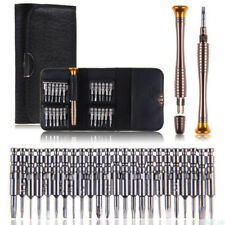 25 IN 1 Small MINI REPAIR PRECISION SCREWDRIVER TORX TOOL KIT SET FIX