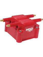 MSD Ignition Coil Dis Performance Replacement Square Epoxy Red 36000 V (8239)