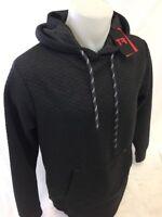 Mens TRUE ROCK PULLOVER Sweatshirt Hoody 2 POCKET GRAY S M L XL 2XL NWT 301