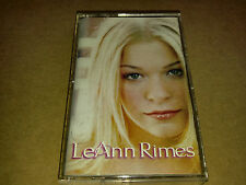 LeAnn Rimes - SELF TITLED - cassette (1999, CURB USA) D4-77947