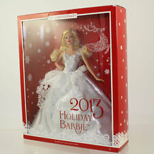 Mattel - Barbie Doll - 2013 Holiday Barbie *NM Box*