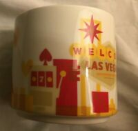Starbucks Las Vegas Nevada Coffee Mug Cup 2015 14 oz You Are Here Collection